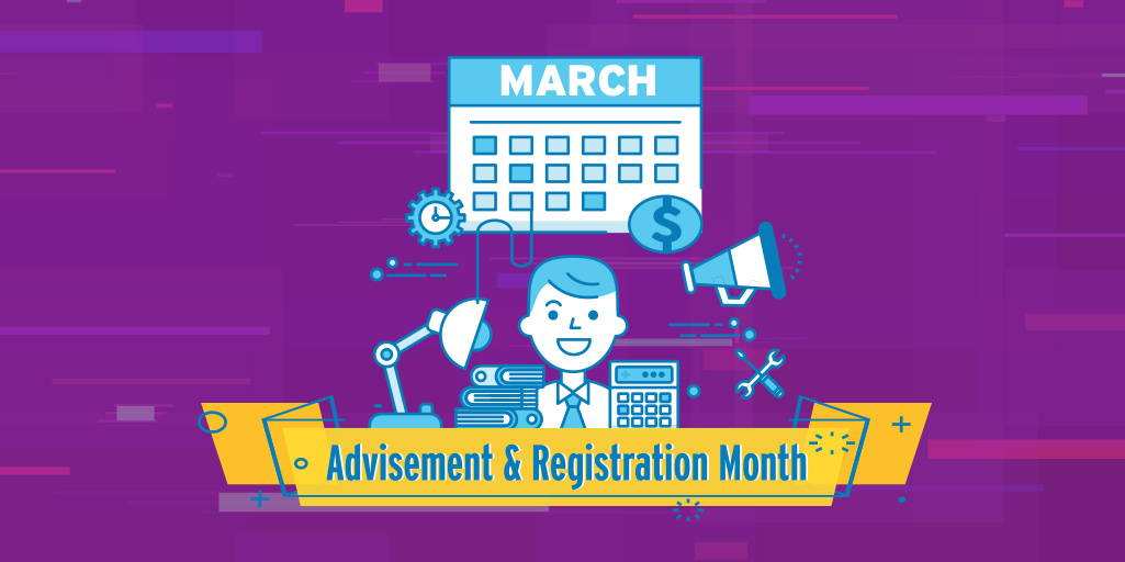 March is Advisement Month