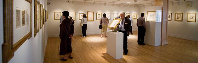 QCC Art Gallery Interior