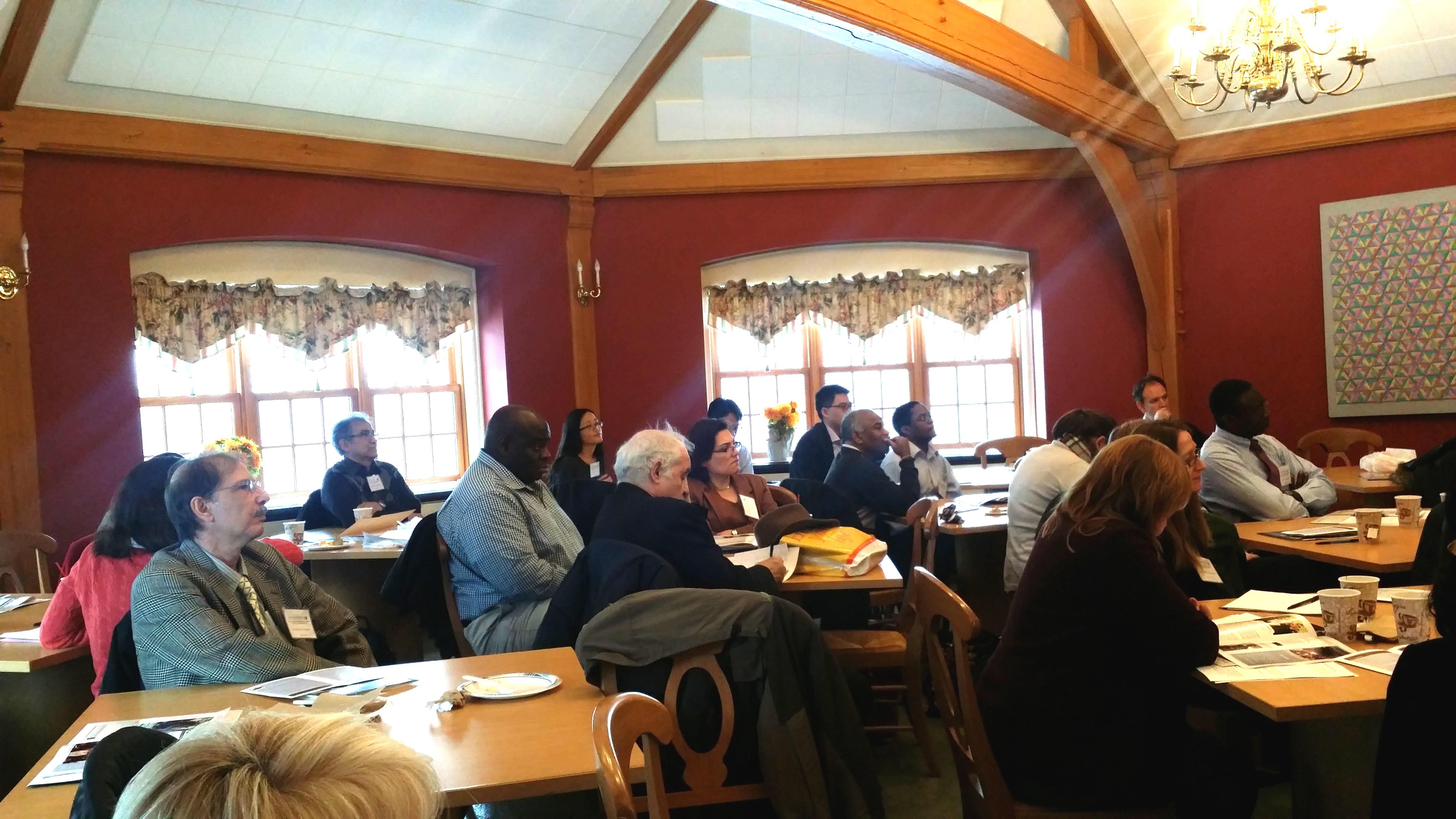 Faculty Development Retreat On January 25