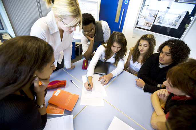 study skills group discussion