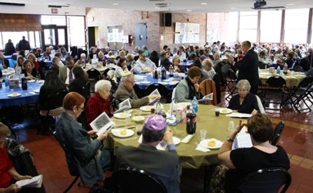 The Annual Holocaust Freedom Seder