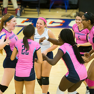 Queensborough Named Favorite to Win Women's Volleyball Title