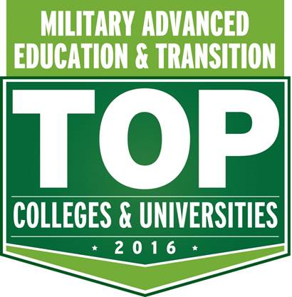 image of the Military Advanced Education and Transition award